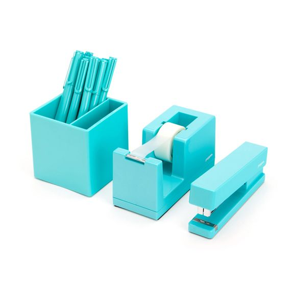 Colorful Office Accessories