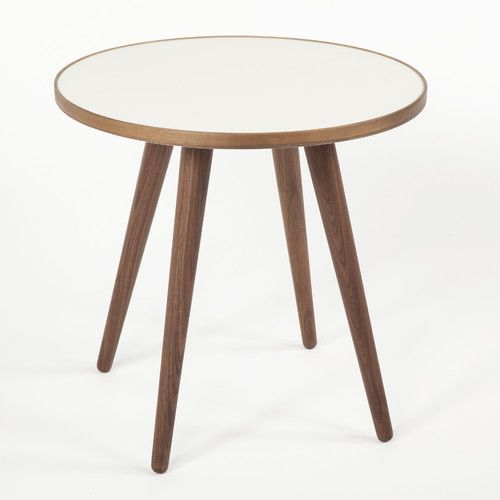 Found it at AllModern - Sputnik End Table