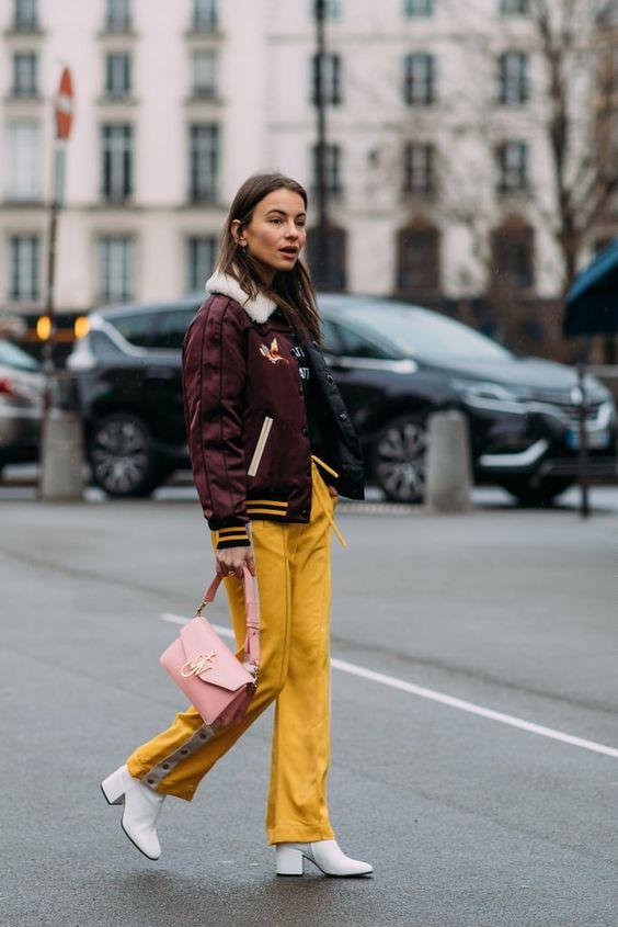 Day 8 | Street Style at Paris Fashion Week Fall 2018 | POPSUGAR Fashion Photo 1