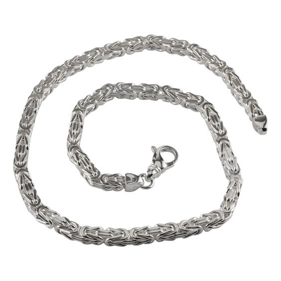 Sterling Silver Curb Chain 5.20mm