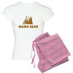Mama Bear (Dark) Pajamas