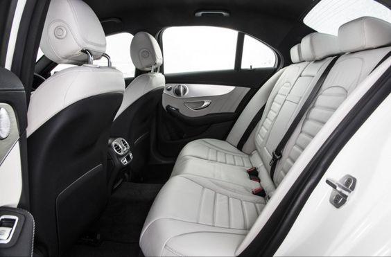 Mercedes-Benz C Class Saloon Review