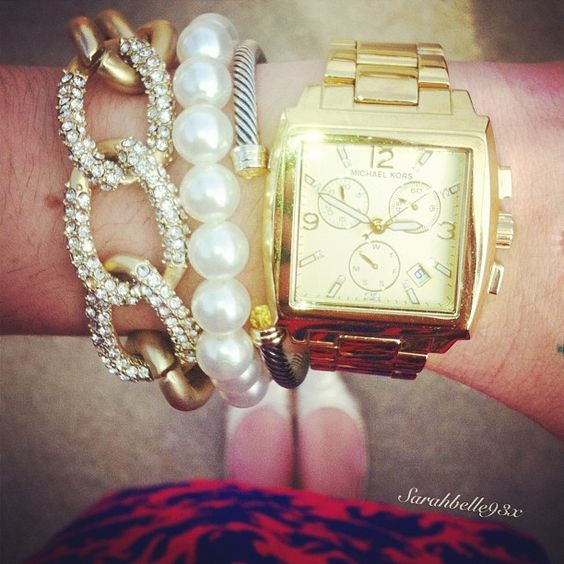 Arm party! :)