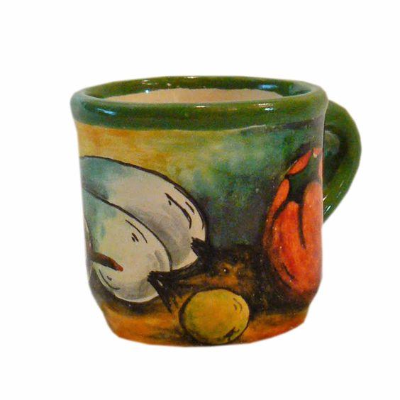 Verdura Mayolica Coffee Mug