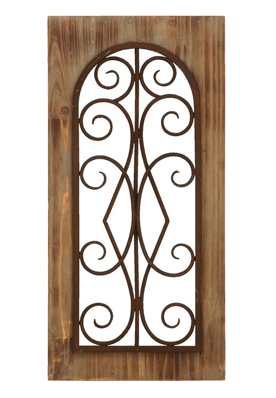 Woodland Imports Panel Wall Décor & Reviews | Wayfair==small one