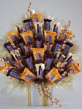 Fancy Schmancy Candy Bouquet: