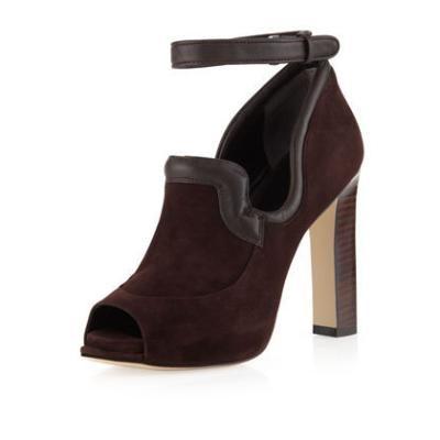 Rachel Roy Fabiola Ankle-Strap Shootie, Debutante
