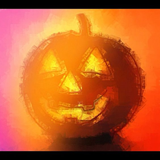 Halloween pumpkin via #AurynCam, FREE #iPhone app, via Flickr