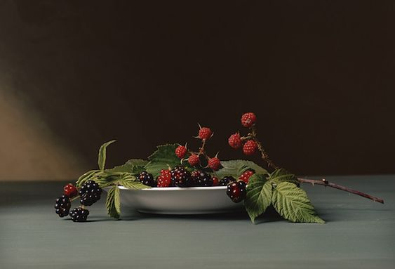 Sharon Core does not simply make photographs of still lifes that exactly…