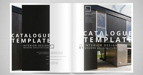 003 Interior Design Modern Architecture Catalogue Template 640x340