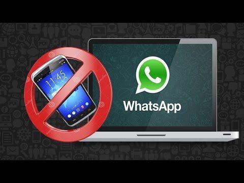 Usar Whatsapp No Pc Sem Precisar Do Celular 2020 Em 2020