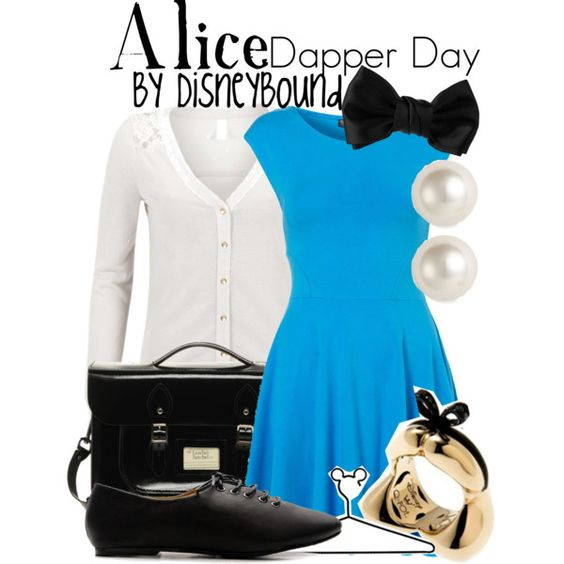 """Alice"" by lalakay on Polyvore"