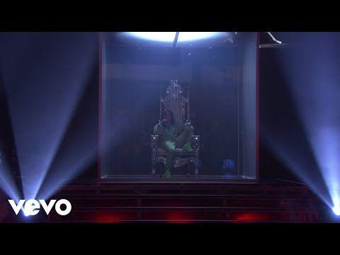 Youtube Billie Eilish You Should See Me In A Crown Live On Ellen Billie Eilish Billie Grammy