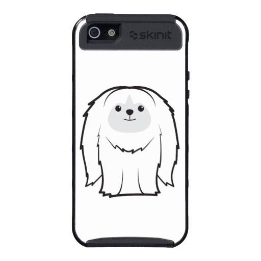 Pekingese Dog Cartoon Case For iPhone 5