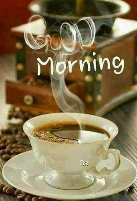 Good Morning Greetings Kopi Karya Seni Kopi Kutipan Selamat Pagi