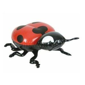 Inflatable Lady Bug (Toy)  http://to.toasterovensreviewss.com/to.php?p=B003BA26X0  B003BA26X0