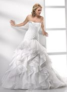 beautiful ! Elaine - by Maggie Sottero