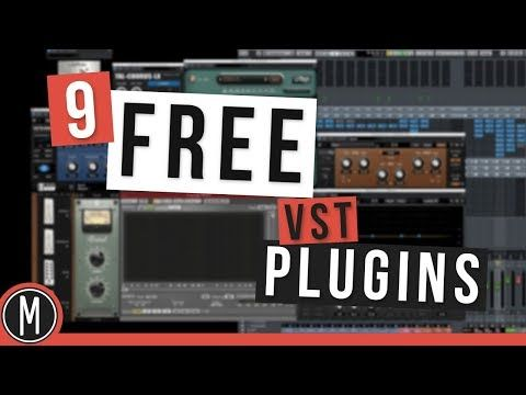The 9 Best Free Vst Plugins For Mixing Mixdown Online Plugins
