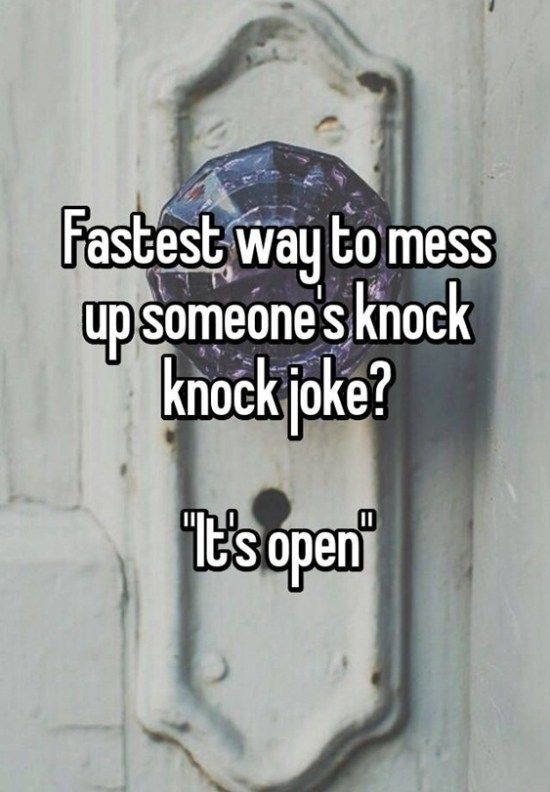 Top 100 Funny Quotes 58 Knock Knock Jokes Funny Quotes Jokes