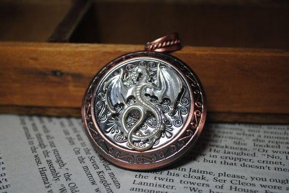 Dragon pocketwatch