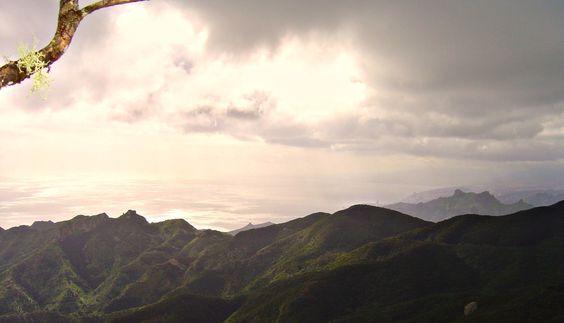 Sendero Cabeza del Tejo. Tenerife. Foto por Patricia Liché