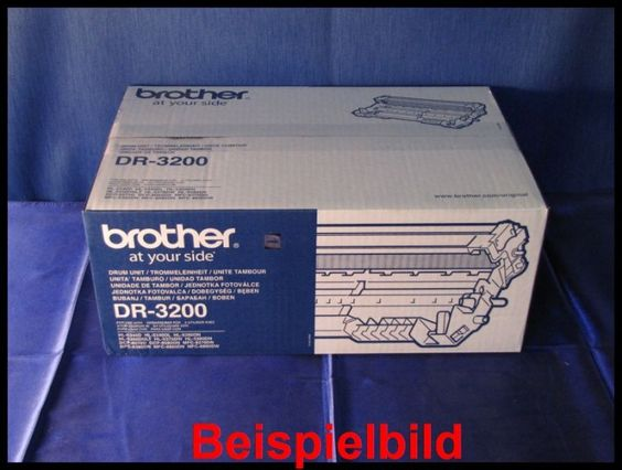 Brother DR-3200 Trommel / Drum, -A  - für Brother DCP 8070D, 8085DN; HL-5340D, 5350DN, 5350DN2LT, 5350DNLT, 5370DW, 5370DWT, 5380DN, 5380DN Praxis; MFC 8370DN, 8380DN, 8880DN, 8890DW      Zur Nutzung für private Auktionen z.B. bei Ebay. Gewerbliche Nutzung von Mitbewerbern nicht gestattet. Toner kann auch uns unter www.wir-kaufen-toner.de angeboten werden.