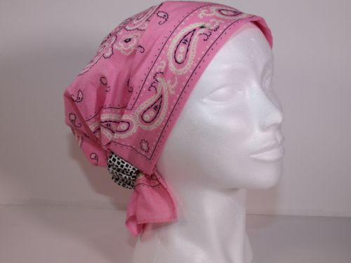 Free Chemo Headwear Pattern and Tutorial-Special Request - So Sew Easy