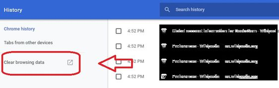 can't open AOL mail in Chrome- clear the browsing data