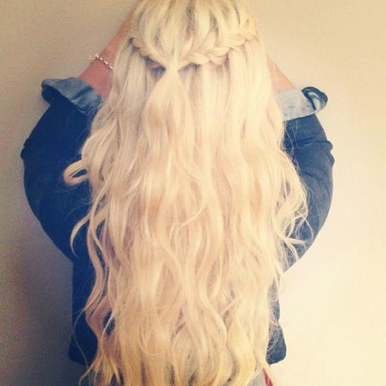 ♔ hair