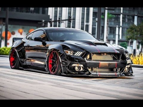 Alpha One S550 Ford Mustang Gt Widebody By Alphamale Performance