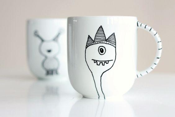 sharpie mug tips and tricks. Lots of good info!