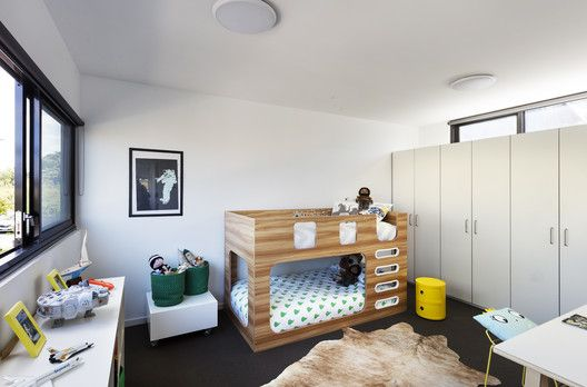 Kids bed!!! - St Kilda East Townhouses,© John Gollings