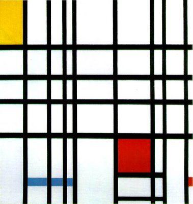 Aprendiendo el uso de la posición con Mondrian