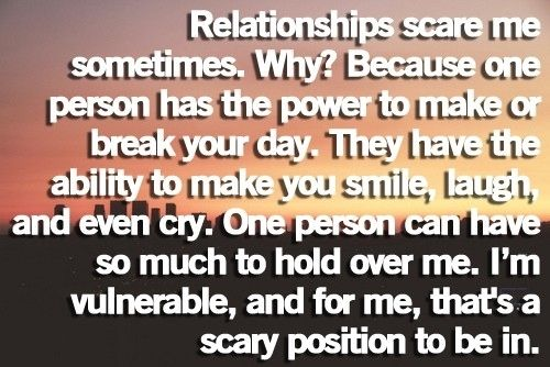 Quotes About Relationships Why: 57 Reasons Why Guys Are Scared Of Pinterest