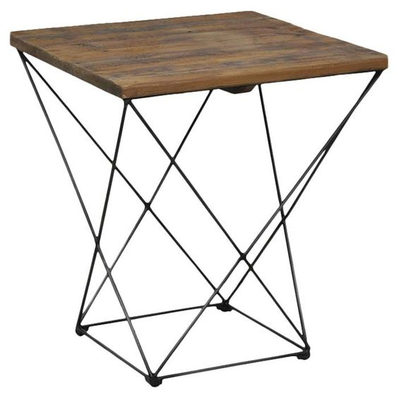 Judith End Table - Partial to Neutrals on Joss & Main