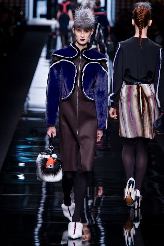 Fendi | Fall 2013 Ready-to-Wear Collection | Style.com