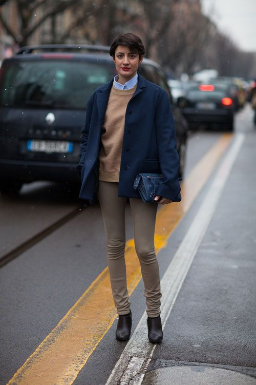 French Fashion Style Street The Image