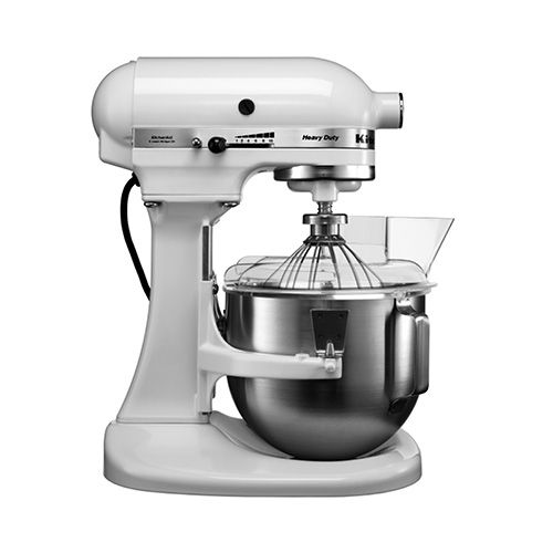 Kitchen Aid Ksm7590 White Stand Mixer Love My Commercial