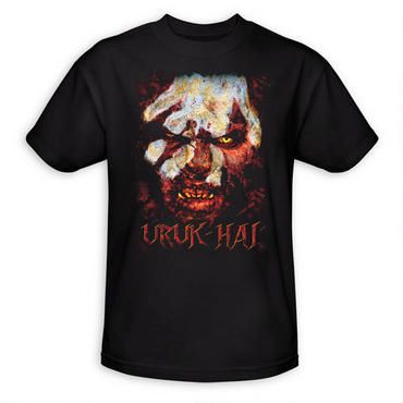 The Lord of the Rings Uruk-Hai Adult T-Shirt