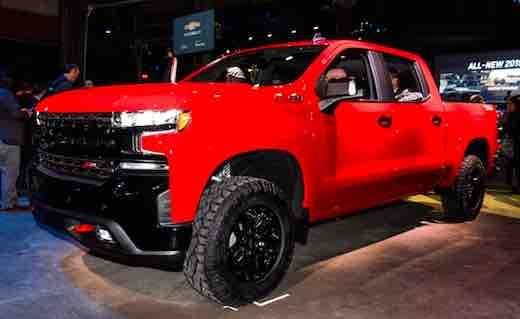 2019 Chevy Silverado Next Generation 2019 Chevy Silverado 1500