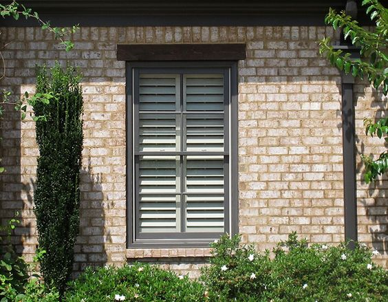 A Brick Sill And Soldier Course Accent Band Can Transform A Window From Simpl