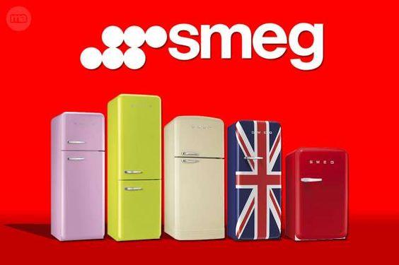 . Dispongo de un stock de frigorificos SMEG seminuevos o con apenas uso…