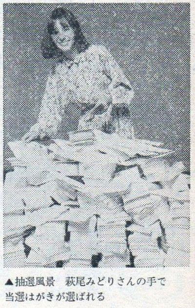 『毎日夫人』1982年5月号