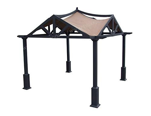 Garden Treasures Gazebo Replacement Parts 2020 In 2020 With