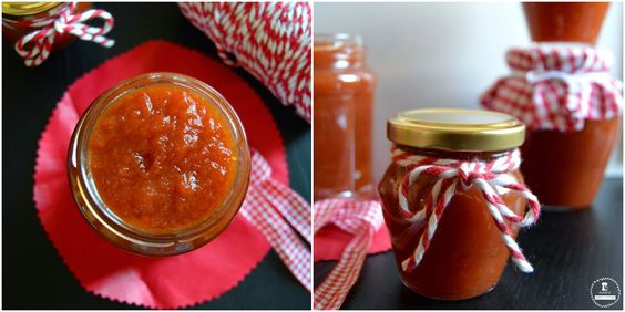 Chutney de Tomate by Rita's Messy Kitchen