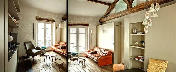 Piccolo appartamento a Parigi al quartiere Marais