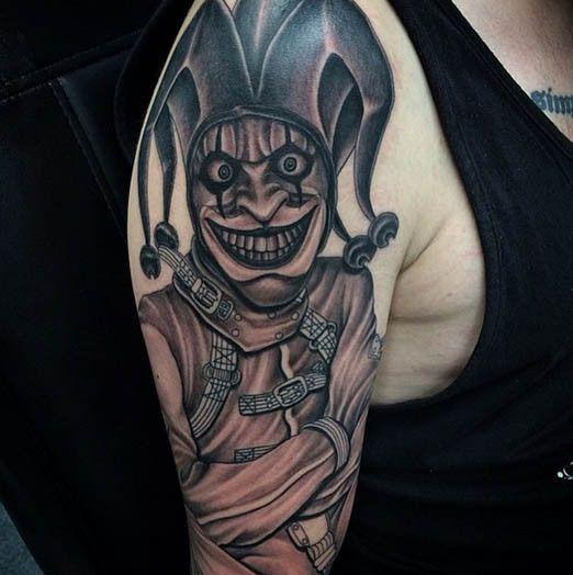 Straight Jacket Tattoo Oe4CjF