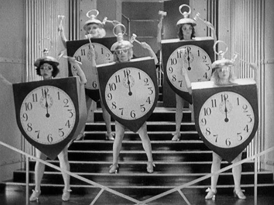 Tick...Toc...It's 12 O'Clock