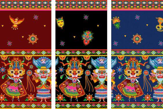Print Colección Dario Cardenas on Behance