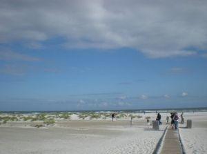 Bornholm czyli Majorka Północy.   Stare podanie bornholmskie mówi, że Thor - bóg Wikingów najpierw stworzył Danię, a później z tego, co mu pozostało - Bornholm. I podobno ta wyspa mieści w sobie chyba wszystko, co w ogóle istnieje w Danii.